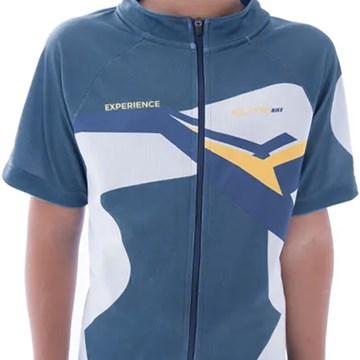 Camiseta de Ciclismo Elite UV50 Adriático Juvenil