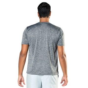 Camiseta Elite Dry Line Esporte Perugia Masculina - Grafite e Marinho