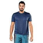 Camiseta Elite Dry Line Esporte Perugia Masculina - Marinho e Grafite