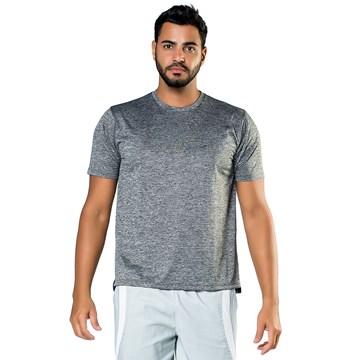 Camiseta Elite Dry Line Esporte Perugia Plus Size Masculina - Grafite