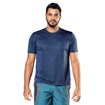 Camiseta Elite Dry Line Esporte Perugia Plus Size Masculina - Marinho