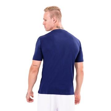 Camiseta Esporte Legal Antiviral Masculina - Marinho