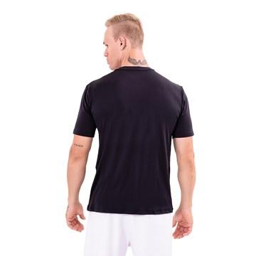 Camiseta Esporte Legal Antiviral Masculina - Preto