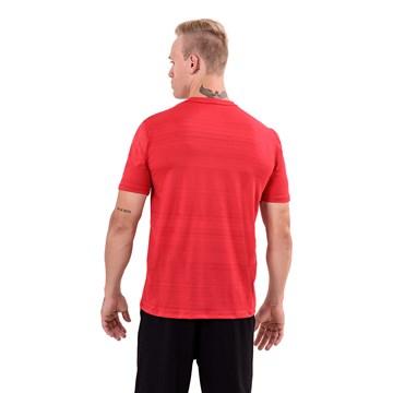 Camiseta Esporte Legal Dash Masculina - Vermelho