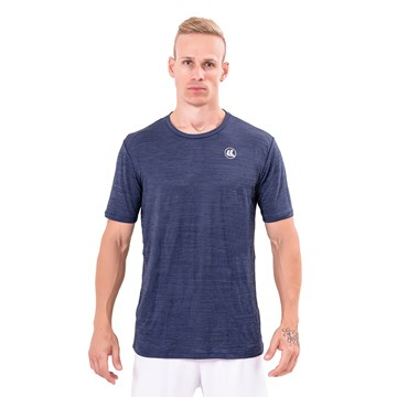 Camiseta Esporte Legal Play Masculina - Marinho