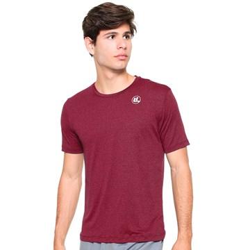 Camiseta Esporte Legal Porus Masculina - Vermelho