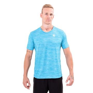 Camiseta Esporte Legal Velocity Masculina - Azul Claro