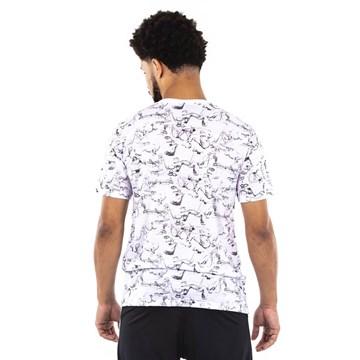 Camiseta Everlast Estampa Masculina - Branco