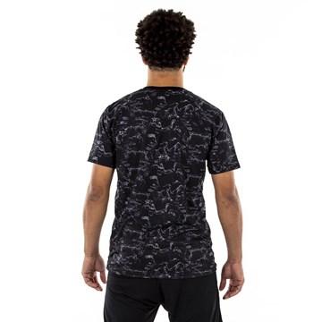 Camiseta Everlast Estampa Masculina - Preto