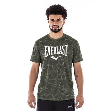 Camiseta Everlast Estampa Masculina - Verde