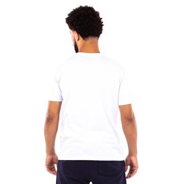 Camiseta Everlast Fundamentals Masculina - Branco