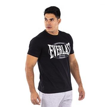 Camiseta Everlast Vintage Masculina - Preto