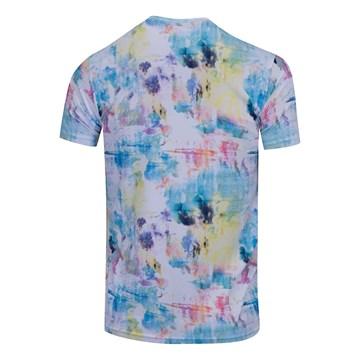 Camiseta Fila Aztec Box Colors Masculina - Colorido