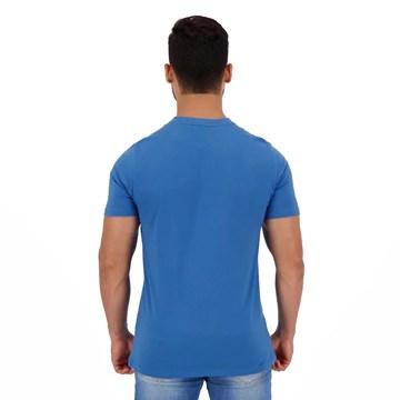 Camiseta Fila Letter II Masculina - Azul