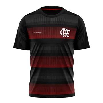 Camiseta Flamengo Braziline Cup Masculina - Preto e Vermelho