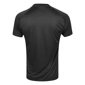 Camiseta Kappa Botafogo Waves Suppoter Masculina - Preto