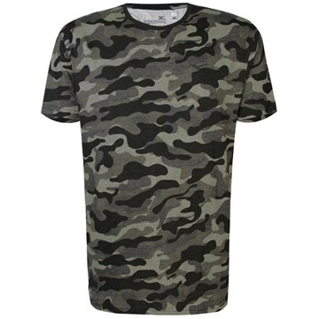 Camiseta Mizuno Army Masculina - Verde