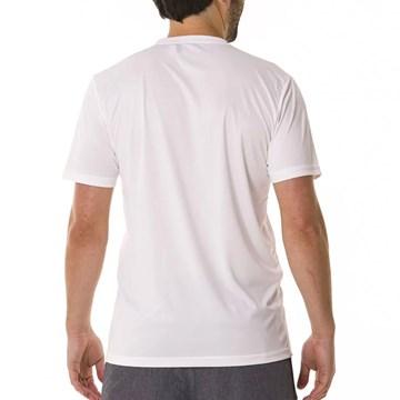 Camiseta Mizuno Spark 2 Masculina - Branco