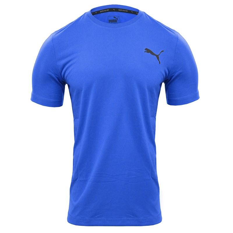 Camiseta Puma Active Tee Masculina - Azul Royal