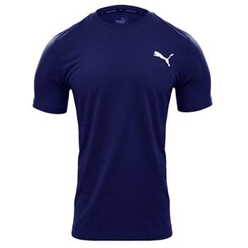 Camiseta Puma Active Tee Masculina - Marinho