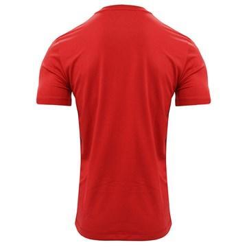 Camiseta Puma Active Tee Masculina - Vermelho