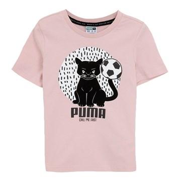 Camiseta Puma Animals Infantil