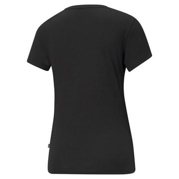 Camiseta Puma Essentials Small Logo Feminina