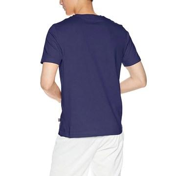 Camiseta Puma Essentials Small Logo Masculina - Marinho