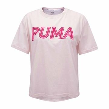 Camiseta Puma Modern Sports Logo Feminina