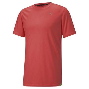 Camiseta Puma Performance Masculina - Vermelho