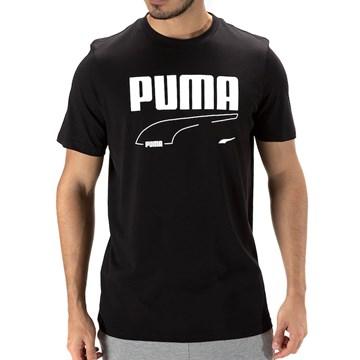 Camiseta Puma Rebel Masculina