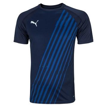Camiseta Puma Teamliga Graphic Masculina
