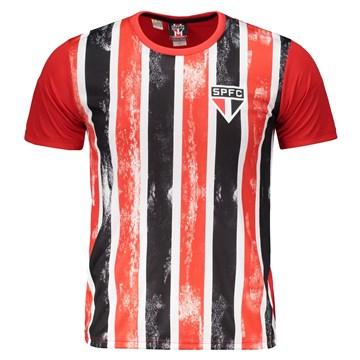 Camiseta São Paulo Braziline Fold Infantil