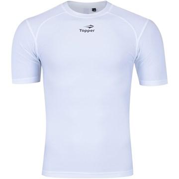 Camiseta Topper Futebol Compressão Masculina