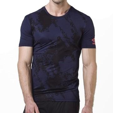 Camiseta Umbro TWR Blurry Masculina
