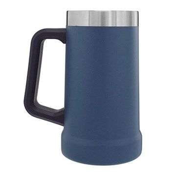 Caneca Térmica de Cerveja Stanley Beer Stein 710ml - Azul