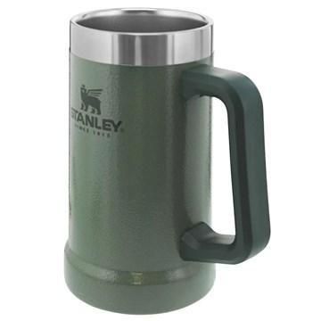 Caneca Térmica de Cerveja Stanley Beer Stein 710ml - Verde