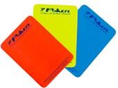 Cartão Árbitro Poker Futsal Oficial