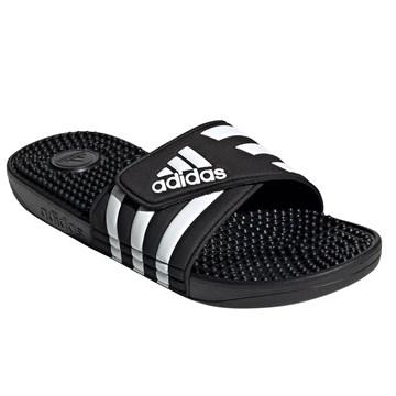 Chinelo Adidas Adissage Unissex - Preto e Branco