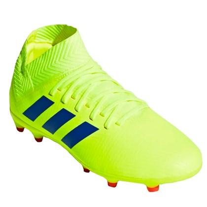 11a1632d78f1f Chuteira Adidas Campo Nemeziz 18.3 Infantil - EsporteLegal