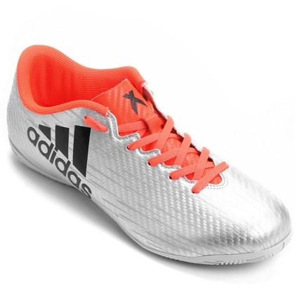 8cf7596b3e Chuteira Adidas Futsal X 16.4 Infantil - S75692 - EsporteLegal