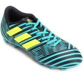 Chuteira Campo Adidas Nemeziz 17.4 Infantil S82458