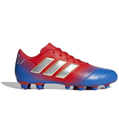 ad549fdc232c3 Chuteira Campo Adidas Nemeziz Messi 18.4 FG - EsporteLegal