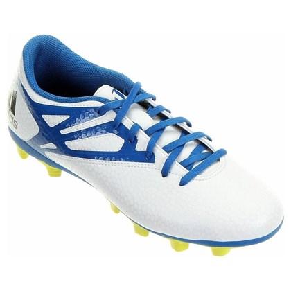 5aa7b462d1 Chuteira Campo Infantil Adidas Messi 15.4 FxG - EsporteLegal
