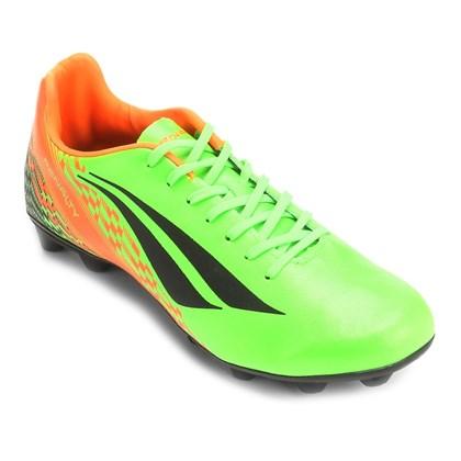 43f5265893 Chuteira Campo Penalty K Soccer Storm 7 Infantil - EsporteLegal