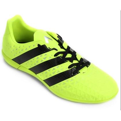 caa6847784e9e Chuteira Futsal Adidas Ace 16.3 IN Masculina
