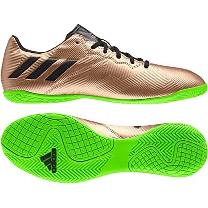 59ebb0d808 Chuteira Futsal adidas Messi 16.4 BA9862 - EsporteLegal