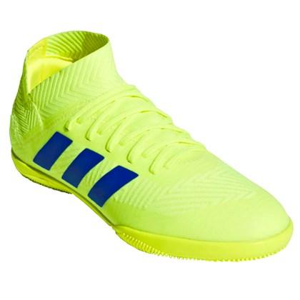 4a6256a8074f Chuteira Futsal Adidas Nemeziz 18.3 Infantil - EsporteLegal