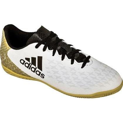 a96cc069034 Chuteira Futsal Adidas X 16.4 Junior AQ4358