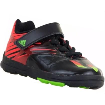 c51fca6440 Chuteira Futsal Baby Adidas Messi El I Synth AF4053
